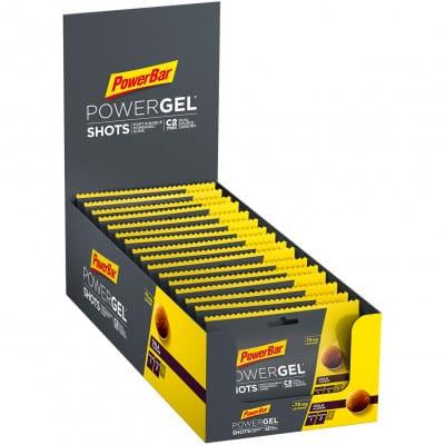 Powerbar Powergel Shots Kohlenhydrat-Gummis Box (16x60g)