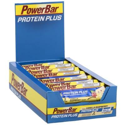 Powerbar Riegel Protein Plus 33% Box (10 x 90 g)