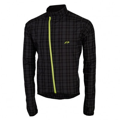 Protective Wind Reflective Checker Windjacke Herren