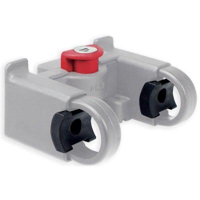 Rixen & Kaul Distanzset 5 mm für Klickfix-Lenkeradapter