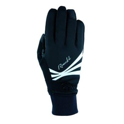 Roeckl Wilora Winter Fahrrad Handschuhe lang Damen