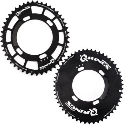 Rotor Q-Ring Road Shimano x4 ovales Kettenblatt