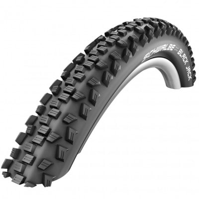 Schwalbe Black Jack Kinder-MTB-Reifen (20 Zoll)