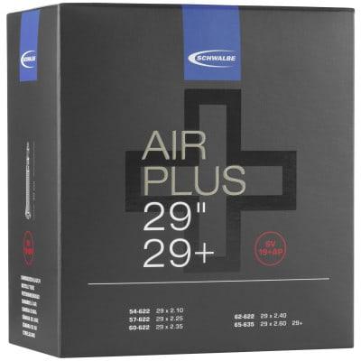 "Schwalbe Air Plus SV 19+AP Fahrradschlauch (29""/29""+)"