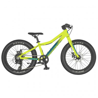Scott Roxter 20 Kinderfahrrad Plus Fatbike