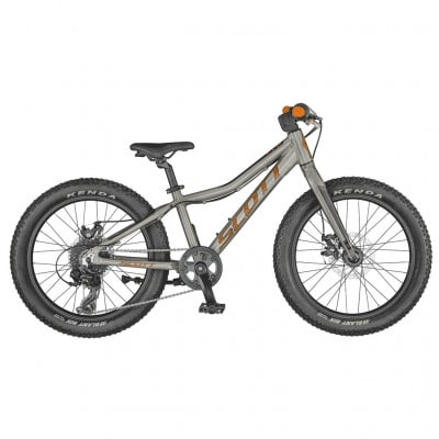 Scott Roxter 20 Bike Alu Raw Kindermountainbike