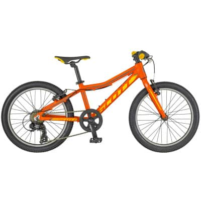 Scott Scale JR 20 Kinderrad Mountainbike mit Starrgabel 20 Zoll