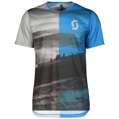 Scott Trail Flow S/SL Shirt Herren
