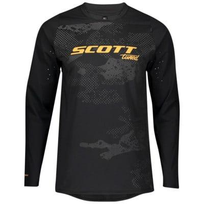 Scott Trail Tuned L/SL Shirt Herren