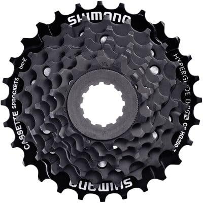 Shimano CS-HG200 Fahrrad-Kassette (7-fach)