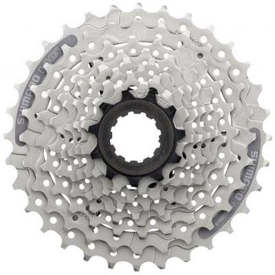 Shimano CS-HG201 Fahrrad-Kassette (9-fach)
