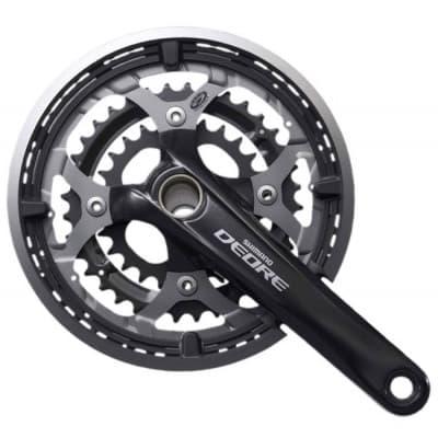 Shimano Deore FC-M591 Fahrradkurbel (3x9)
