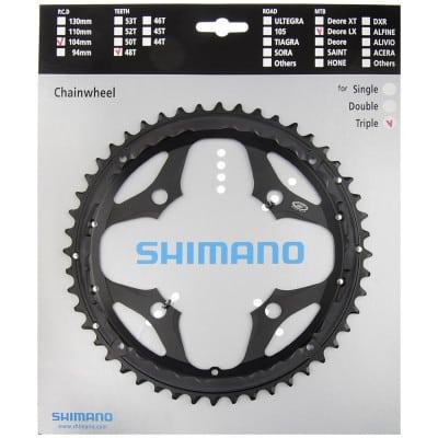 Shimano MTB-Kettenblatt SLX FC-M660 48 Z (9-fach)