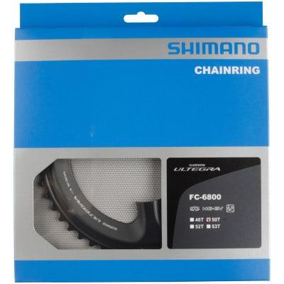 Shimano Rennrad-Kettenblatt Ultegra FC-6800 50 Z (11-fach)