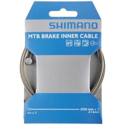 Shimano MTB Bremszug Edelstahl