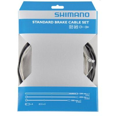 Shimano Standard-Bremszug-Satz MTB