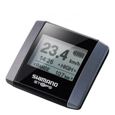 Shimano Steps SC-E6000 E-Bike-Display