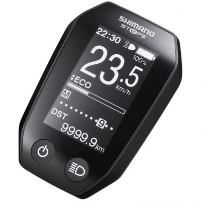 Shimano Steps SC-E6010 E-Bike-Display