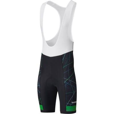 Shimano Team Bib Short Herren