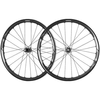 Shimano WH-RX830 Cyclocross-Laufradsatz (28 Zoll)