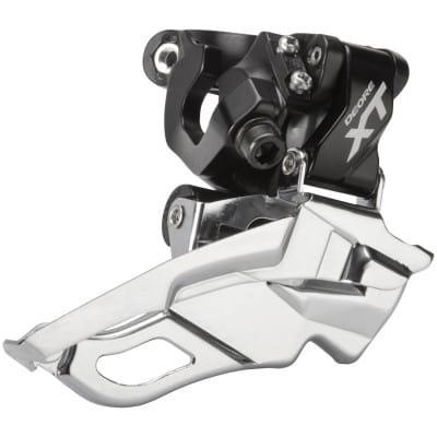 Shimano XT FD-M781 Umwerfer Schelle (3x10)