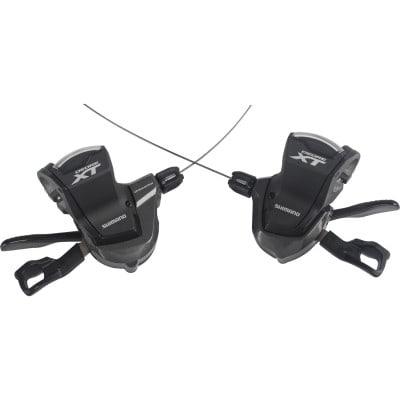 Shimano XT SL-M8000 MTB-Schalthebel-Paar Schelle (2/3x11-fach)