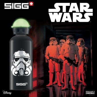 Sigg Star Wars Rebel Kinder-Trinkflasche (600 ml)