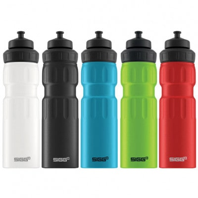 Sigg Trinkflasche Wide Mouth Sports (750 ml)