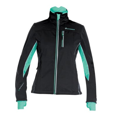 DYNAMICS Softshelljacke Damen