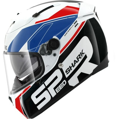 Shark Speed-R Sauer Integralhelm