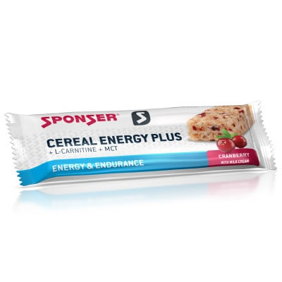 Sponser Cereal Energy Plus Riegel (40 g)