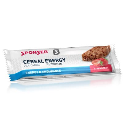 Sponser Cereal Energy Riegel (40 g)