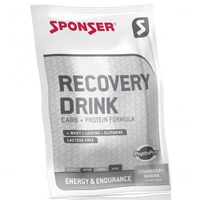 Sponser Recovery Drink Kohlenhydrat-Protein-Getränk (60 g)