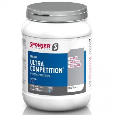 Sponser Ultra Competition Sport-Getränkepulver (1000 g)