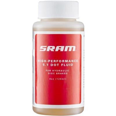 SRAM DOT 5.1 hydraulische Bremsflüssigkeit (120 ml)