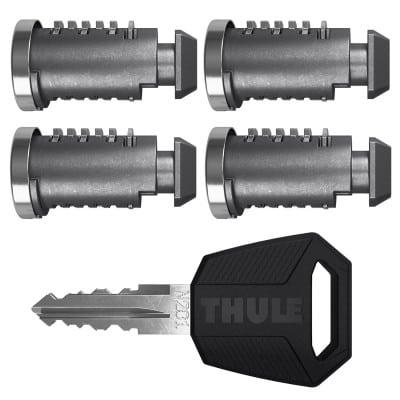 Thule One-Key System 4 Zylinder