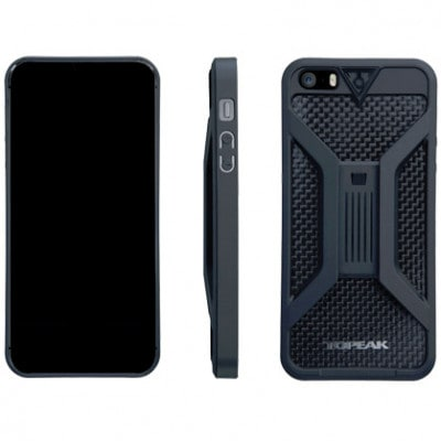 topeak ridecase f r iphone 5 inkl halterung online shop. Black Bedroom Furniture Sets. Home Design Ideas