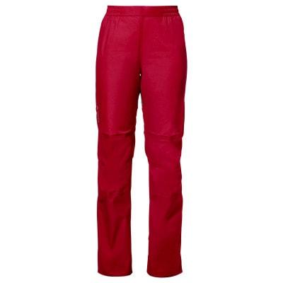 Vaude Drop Pants II Fahrrad-Regenhose Damen