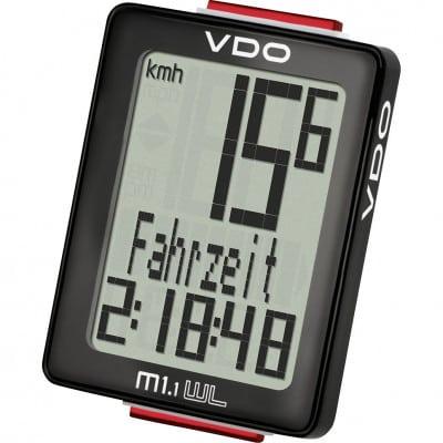VDO M1.1 WL Fahrrad-Computer