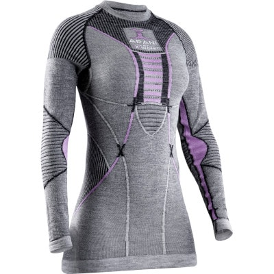 X-Bionic Apani 4.0 Merino Shirt Round Neck Langarmshirt Damen