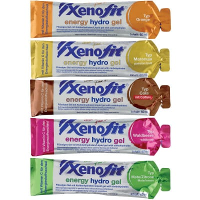 Xenofit Energy Hydro Gel Energie-Gel (60 ml)