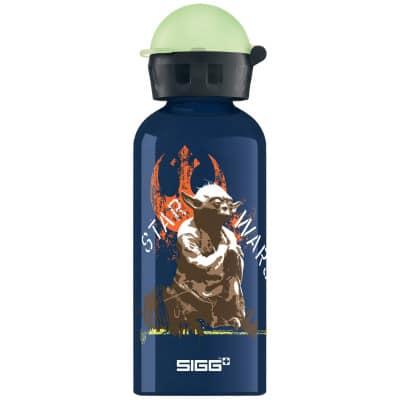 Sigg Star Wars Yoda Kinder-Trinkflasche (400 ml)