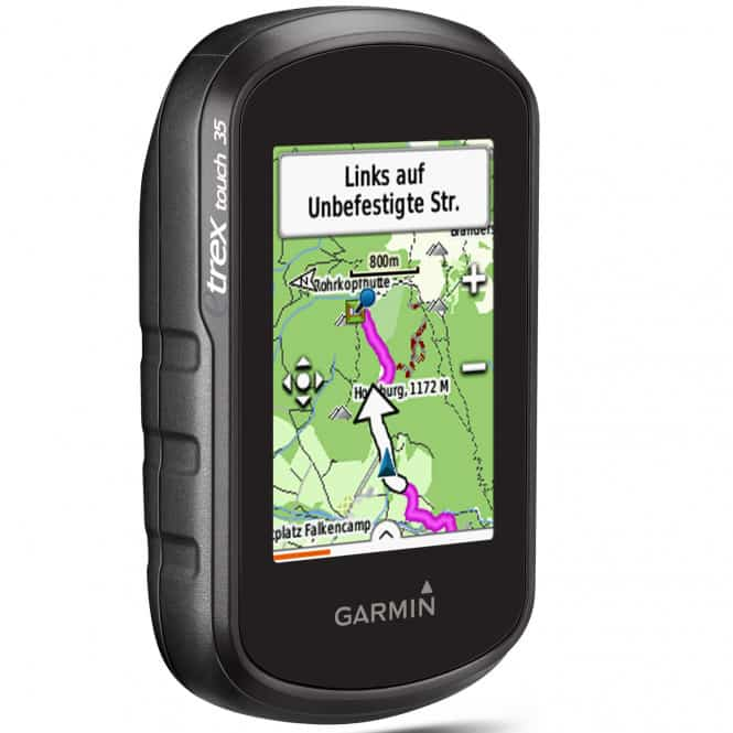 garmin etrex touch 35 fahrrad gps online shop zweirad. Black Bedroom Furniture Sets. Home Design Ideas