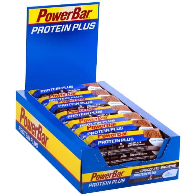 Protein Plus Power Bar Chocolate Brownie