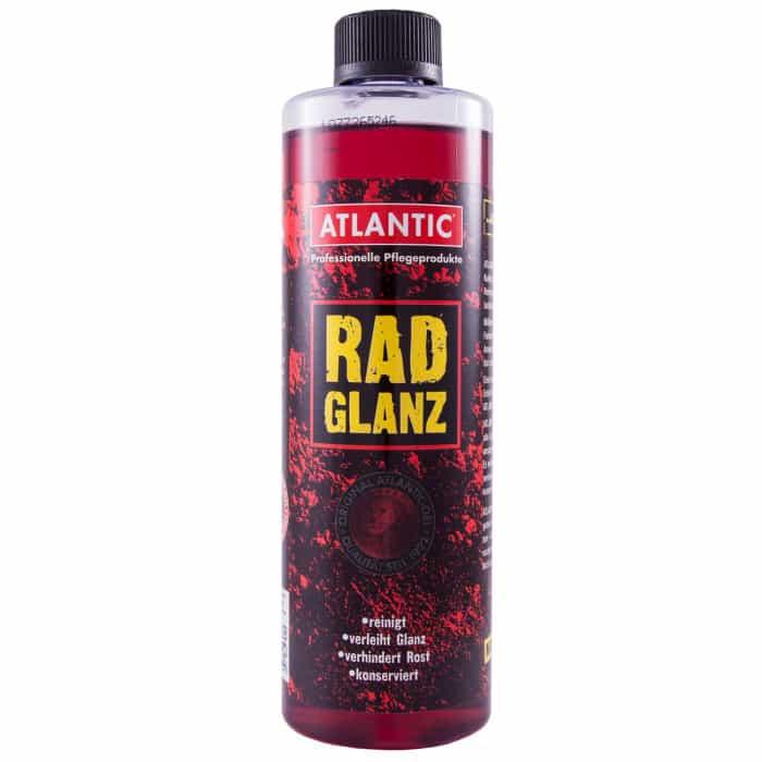 Atlantic Radglanz Fahrrad-Reiniger Nachfüllflasche (500 ml)