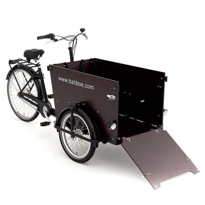 Babboe Dog E-Bike Lastenfahrrad 450 Wh
