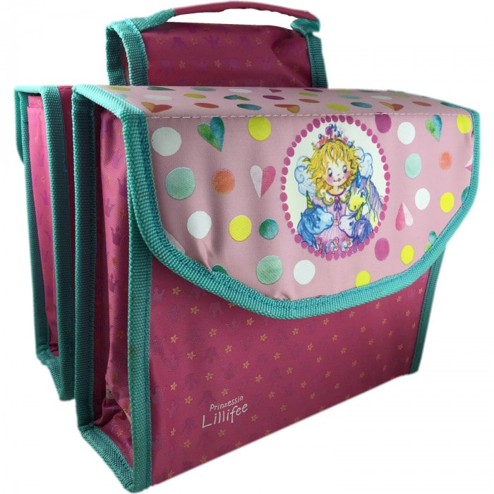 Bike Fashion Prinzessin Lillifee Doppel-Packtasche