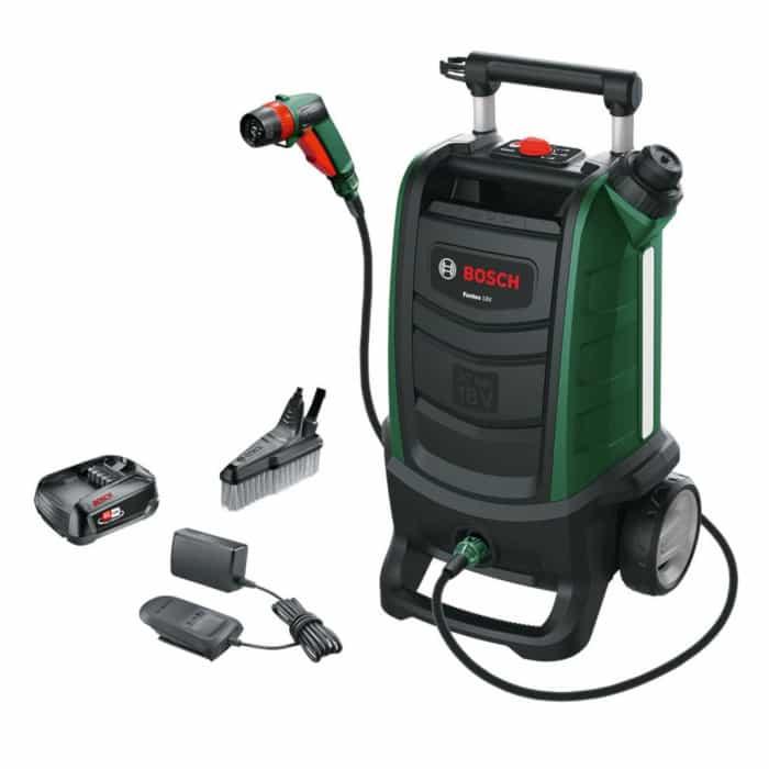 Bosch Fontus 18V Akku-Outdoor-Cleaner Hochdruck-Reiniger (inkl. Akku)