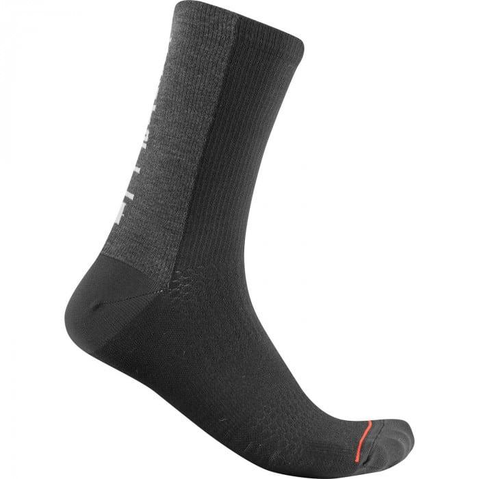 Castelli Bandito Wool 18 Fahrrad Socken
