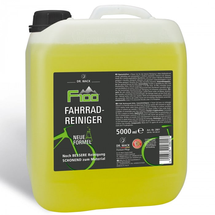 Dr. Wack F100 Fahrradreiniger (5000 ml)